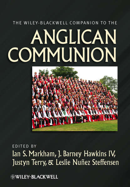 Justyn Terry The Wiley-Blackwell Companion to the Anglican Communion the worldwide history of beads