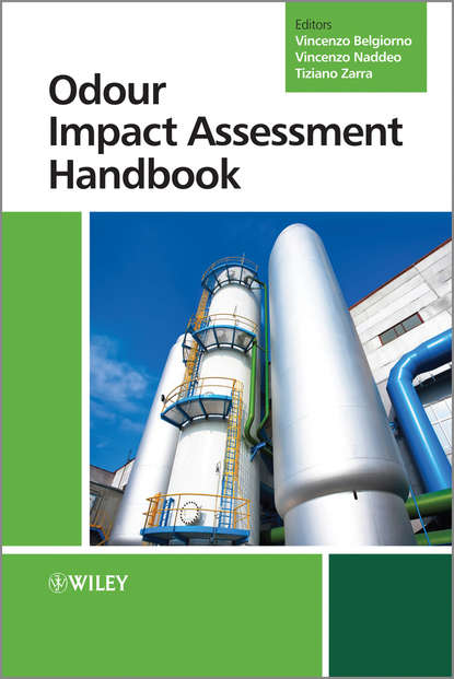 Группа авторов Odour Impact Assessment Handbook myer kutz handbook of environmental engineering