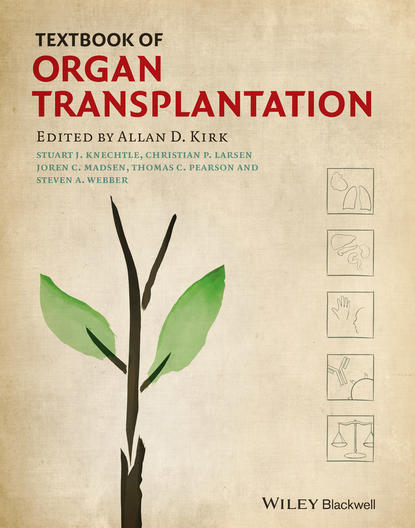 fronek jiri handbook of renal and pancreatic transplantation Группа авторов Textbook of Organ Transplantation Set
