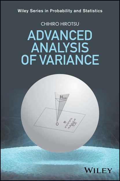 Chihiro Hirotsu Advanced Analysis of Variance chihiro hirotsu advanced analysis of variance