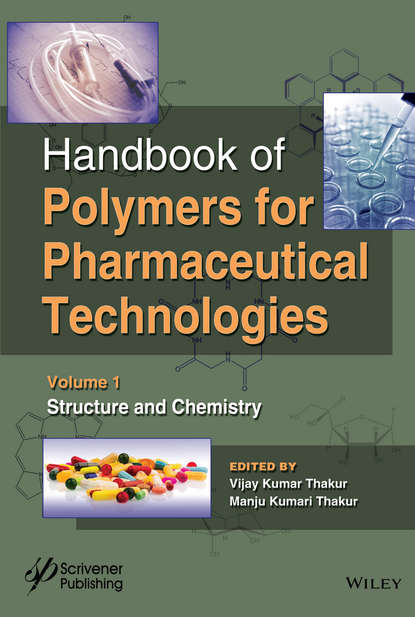 Фото - Vijay Kumar Thakur Handbook of Polymers for Pharmaceutical Technologies, Structure and Chemistry john w nicholson the chemistry of polymers