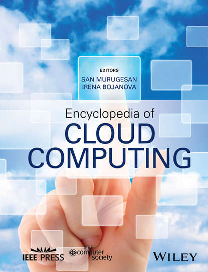 Группа авторов Encyclopedia of Cloud Computing ben halpert auditing cloud computing a security and privacy guide
