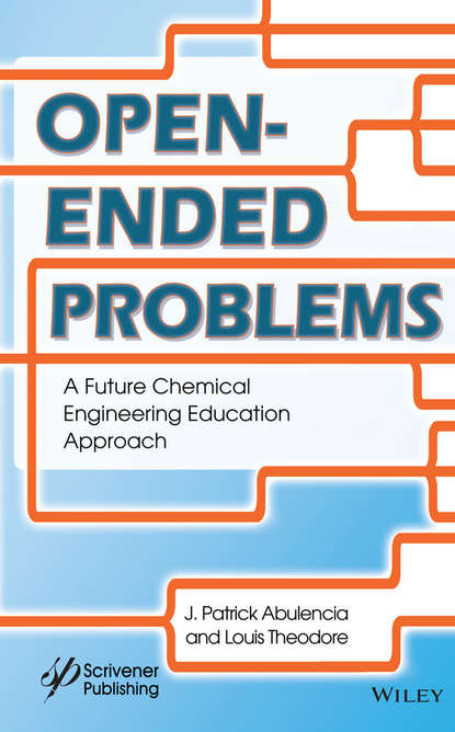 Louis Theodore Open-Ended Problems. A Future Chemical Engineering Education Approach недорого