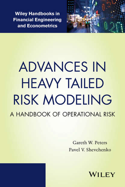 Gareth W. Peters Advances in Heavy Tailed Risk Modeling handbook of computable general equilibrium modeling 1b