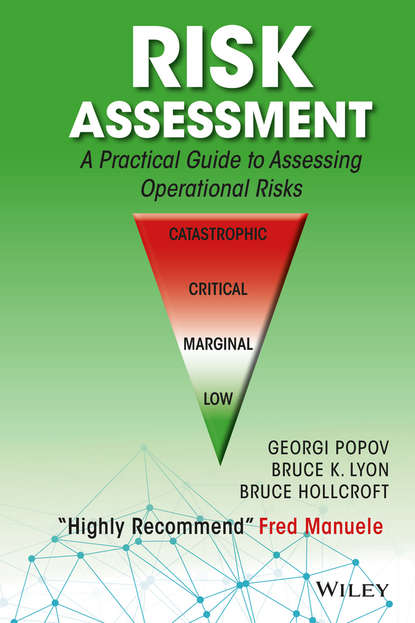 Georgi Popov Risk Assessment. A Practical Guide to Assessing Operational Risks недорого