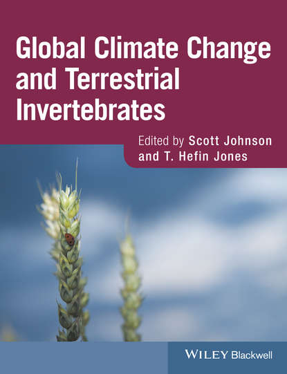 Группа авторов Global Climate Change and Terrestrial Invertebrates anilla cherian energy and global climate change bridging the sustainable development divide