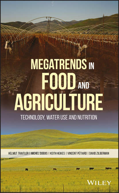 Michel Dubois Megatrends in Food and Agriculture. Technology, Water Use and Nutrition development of small scale food industry cluster in indonesia