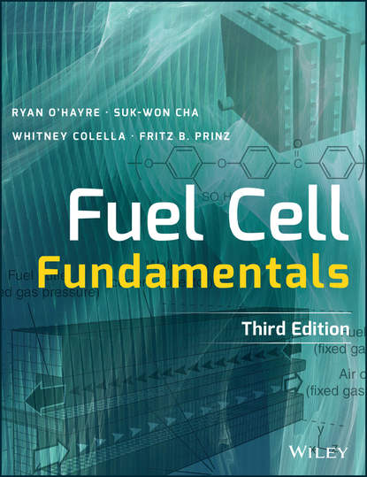 Ryan O'Hayre Fuel Cell Fundamentals water management of pem fuel cell stack