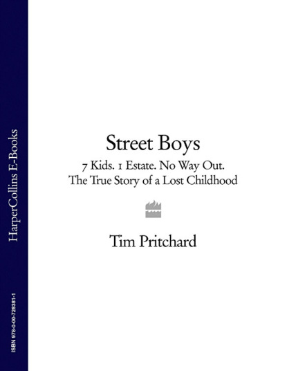 Tim Pritchard Street Boys: 7 Kids. 1 Estate. No Way Out. The True Story of a Lost Childhood недорого