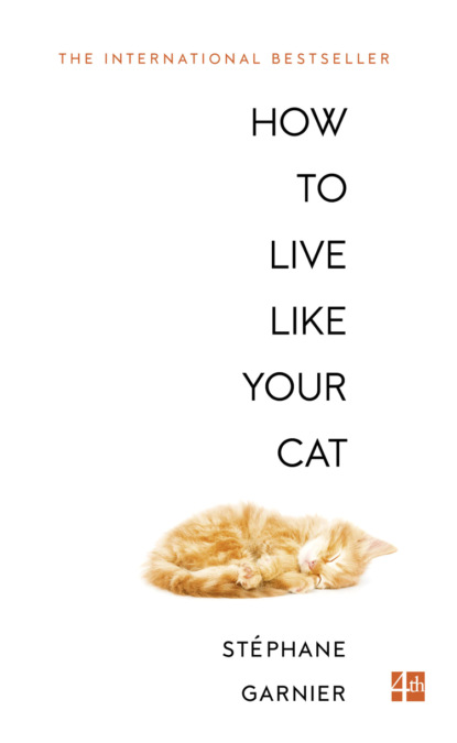 Roland Glasser How to Live Like Your Cat printio all your needs is cats