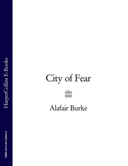 Alafair Burke City of Fear