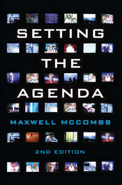 Maxwell McCombs Setting the Agenda. Mass Media and Public Opinion walter lippmann public opinion political essay