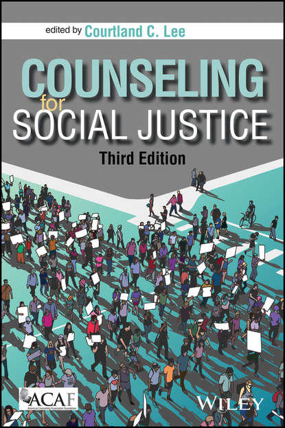 Courtland Lee C. Counseling for Social Justice paul pedersen b counseling for multiculturalism and social justice integration theory and application