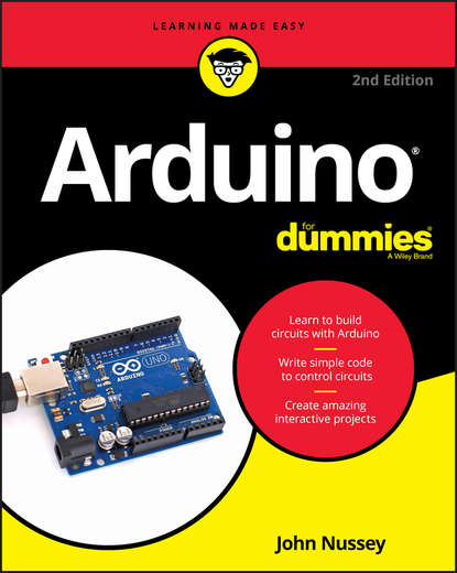John Nussey Arduino For Dummies brock craft arduino projects for dummies