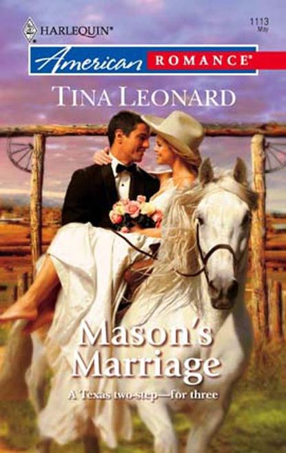 Tina Leonard Mason's Marriage printio sheriff