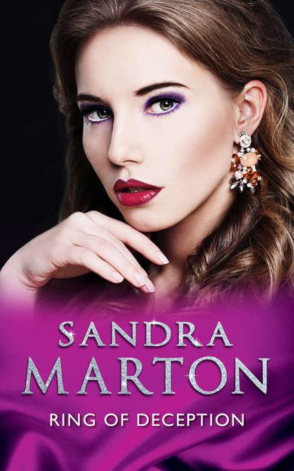 Sandra Marton Ring Of Deception sandra marton wild revenge