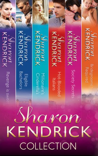 Шэрон Кендрик Sharon Kendrick Collection шэрон кендрик kiss and tell