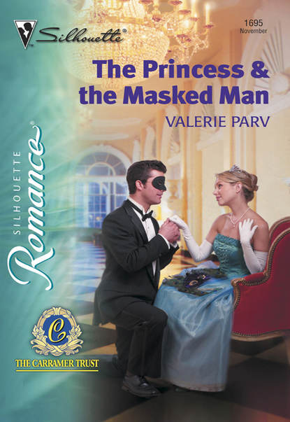 Valerie Parv The Princess and The Masked Man bryce barfield jo and her bright green chair
