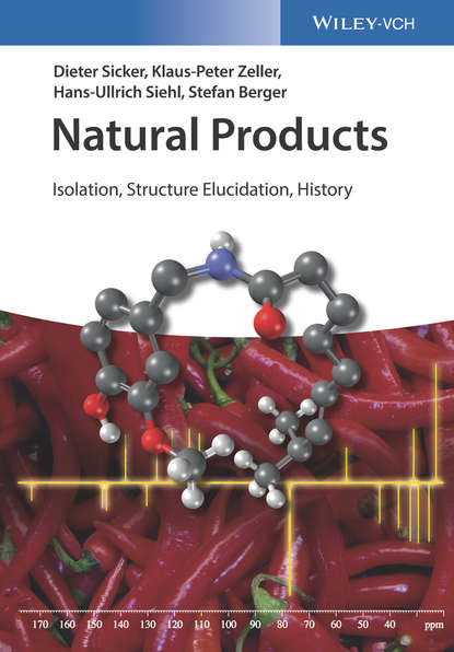 Natural Products. Isolation, Structure Elucidation, History фото