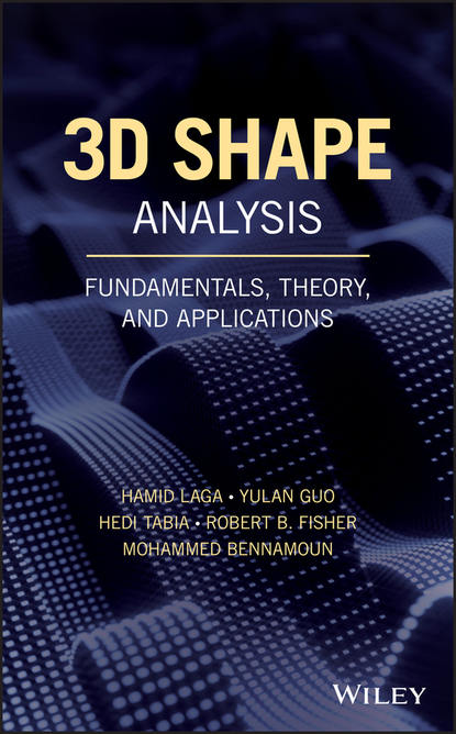 Hamid Laga 3D Shape Analysis. Fundamentals, Theory, and Applications philip bartlett n bioelectrochemistry fundamentals experimental techniques and applications