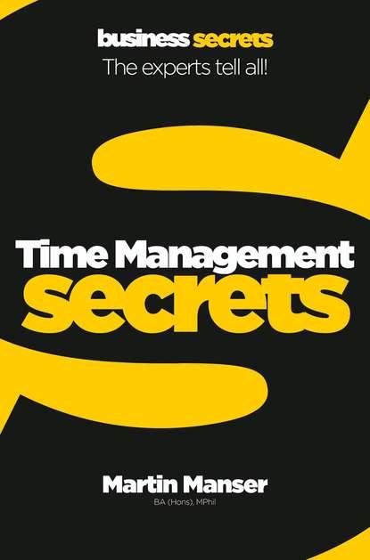 Martin Manser Time Management