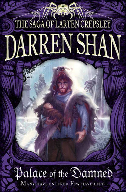 Darren Shan Palace of the Damned the darkest child