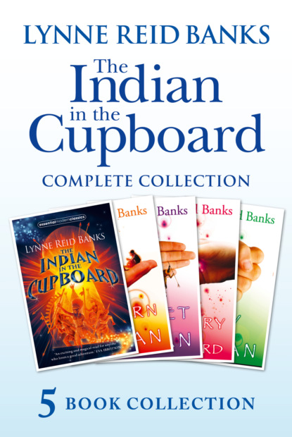 Lynne Banks Reid The Indian in the Cupboard Complete Collection mulk raj anand book of indian beauty