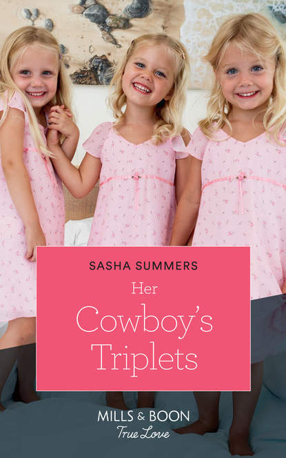 Sasha Summers Her Cowboy's Triplets sasha summers twins for the rebel cowboy