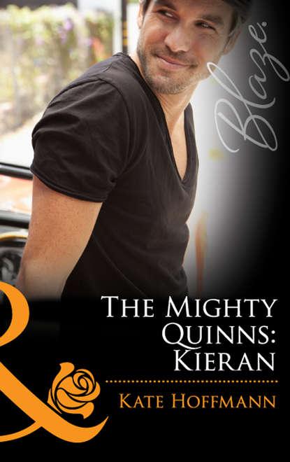 Kate Hoffmann The Mighty Quinns: Kieran on the run