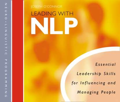 Фото - Joseph O'Connor Leading With NLP alex siow leading with it