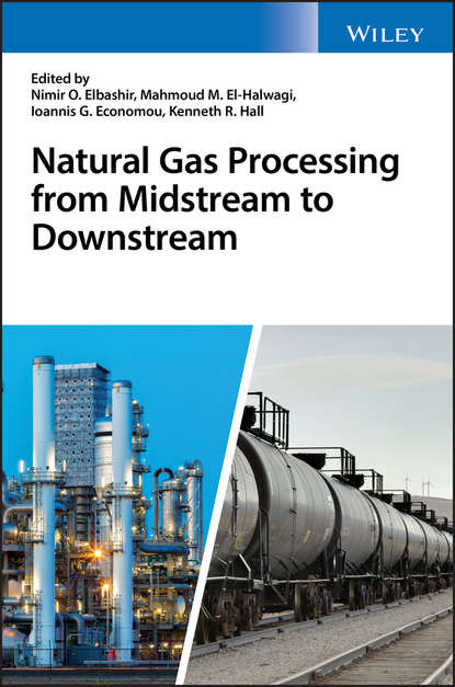 Mahmoud El-Halwagi M. Natural Gas Processing from Midstream to Downstream vaclav smil natural gas fuel for the 21st century