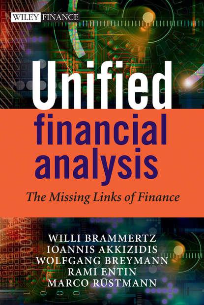 Фото - Willi Brammertz Unified Financial Analysis willi brammertz unified financial analysis