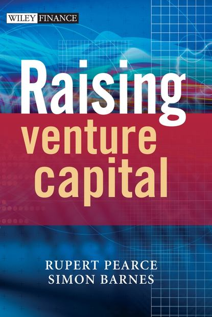 Simon Barnes Raising Venture Capital venture capital in china
