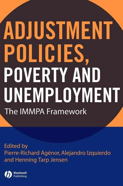 Pierre-Richard Agenor Adjustment Policies, Poverty, and Unemployment handbook of computable general equilibrium modeling 1b