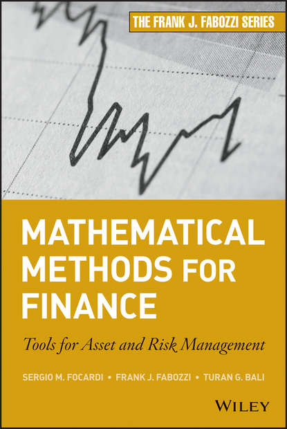 Frank J. Fabozzi Mathematical Methods for Finance eric chin problems and solutions in mathematical finance stochastic calculus