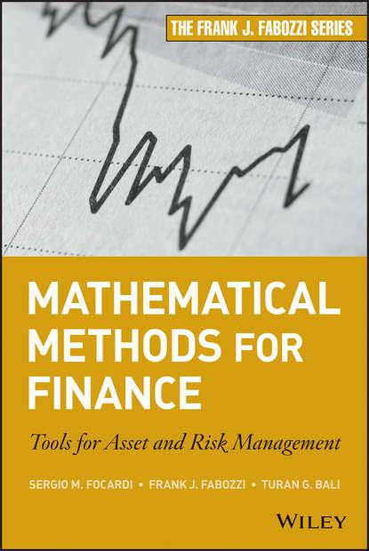 Frank J. Fabozzi Mathematical Methods for Finance недорого