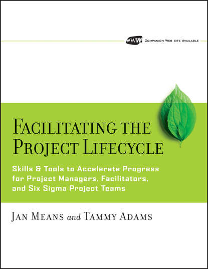 Фото - Tammy Adams Facilitating the Project Lifecycle tres roeder managing project stakeholders building a foundation to achieve project goals