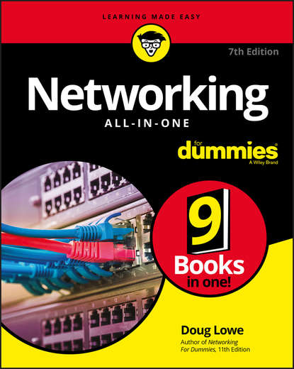 networking Группа авторов Networking All-in-One For Dummies