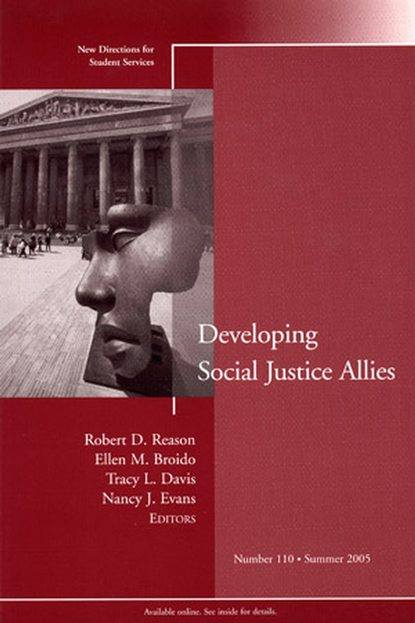 Фото - Tracy Davis Developing Social Justice Allies marilyn byrd y spirituality in the workplace a philosophical and social justice perspective new directions for adult and continuing education number 152