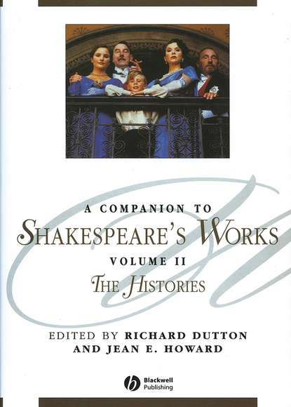Фото - Richard Dutton A Companion to Shakespeare's Works, Volume II polybius the complete histories of polybius