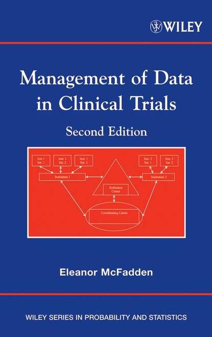 Группа авторов Management of Data in Clinical Trials diana souhami trials of radclyffe hall