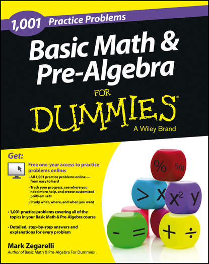 Фото - Mark Zegarelli Basic Math and Pre-Algebra mark zegarelli basic math and pre algebra