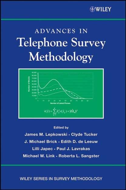 Lilli Japec Advances in Telephone Survey Methodology