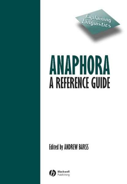 Группа авторов Anaphora comparison of cognitive and language abilities of preschool children