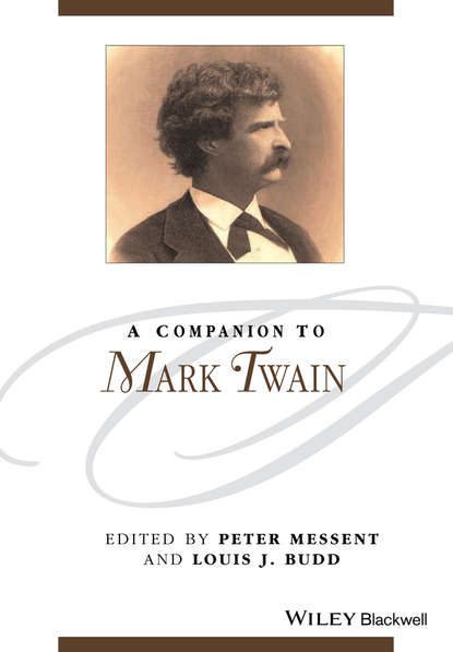 Peter Messent A Companion to Mark Twain vessey mark a companion to augustine