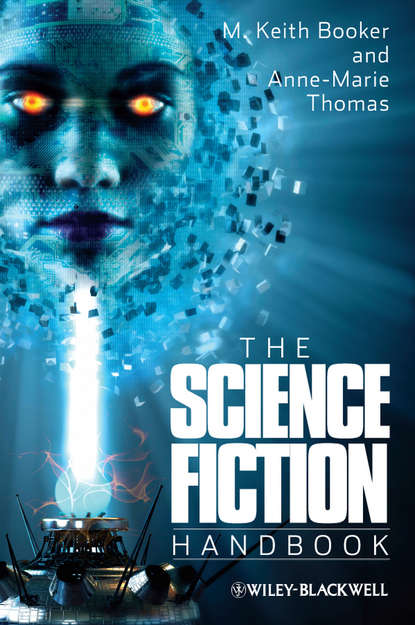Anne-Marie Thomas The Science Fiction Handbook peter messent the crime fiction handbook