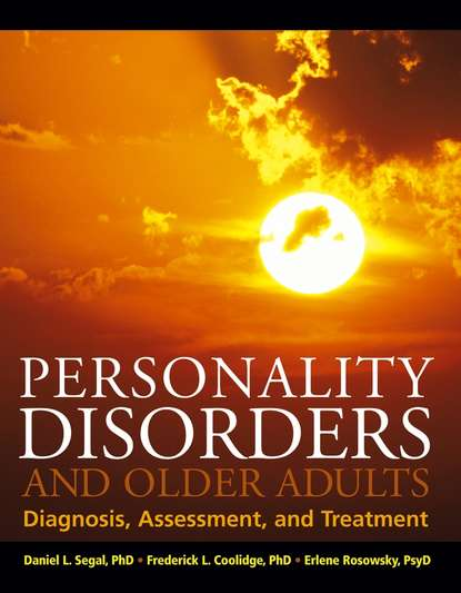 Erlene Rosowsky Personality Disorders and Older Adults psychotherapy for depression in older adults