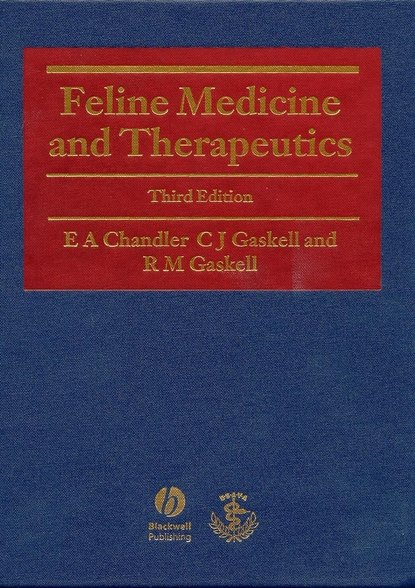 C. Gaskell J. Feline Medicine and Therapeutics lynelle r johnson clinical canine and feline respiratory medicine