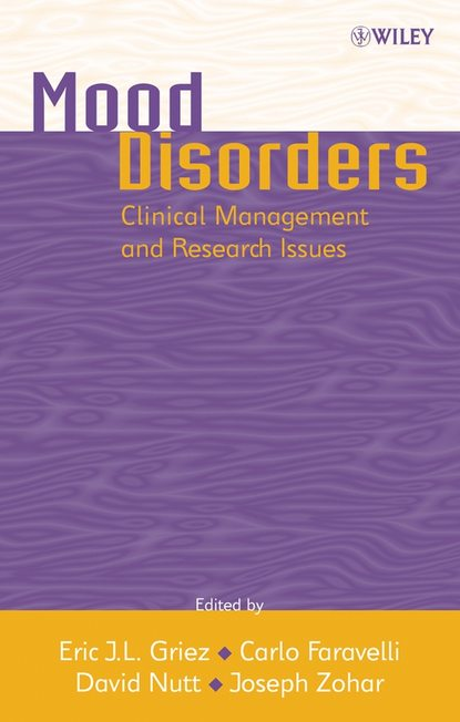 Eric J. L. Griez Mood Disorders eric j goldberg in the manner of the franks