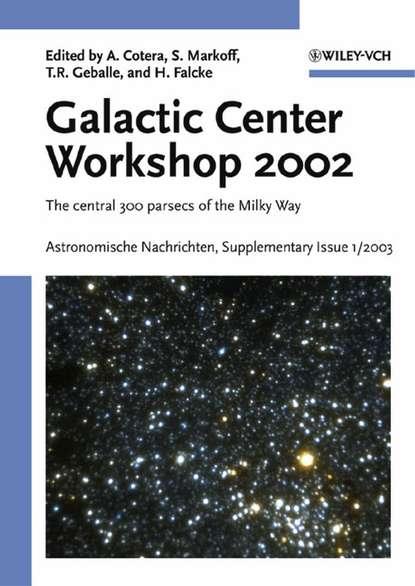 marc okrand klingon for the galactic traveler Angela Cotera Proceedings of the Galactic Center Workshop 2002, Astronomische Nachrichten Supplementary Issue 1/2003